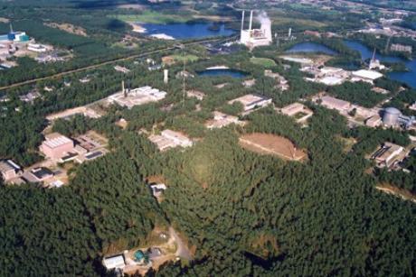 Site nucléaire du SCK-CEN