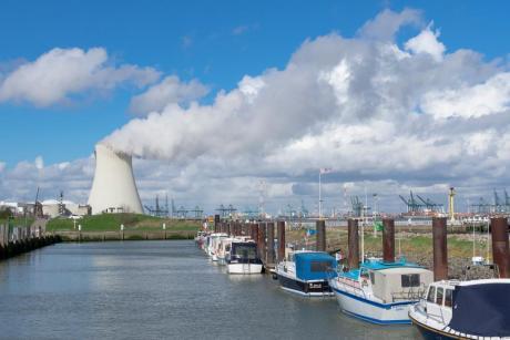 Centrale nucléaire de Doel