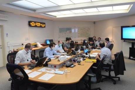 Noodplanoefening Doel_14-09-2020